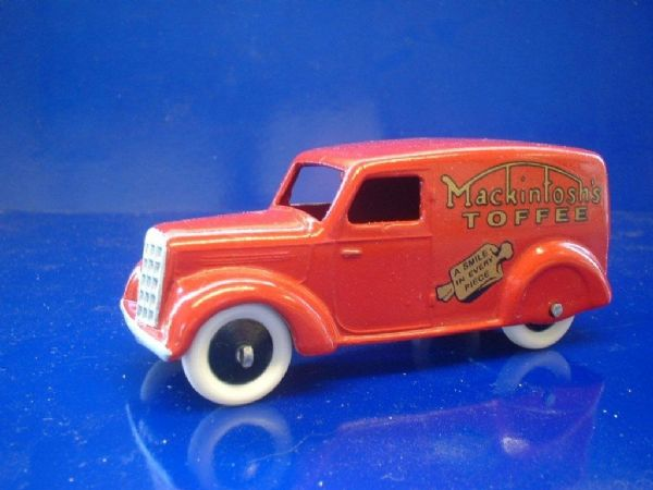 "A DINKY TOYS COPY MODEL 28 SERIES TYPE 3 DELIVERY VAN ""MACKINTOSH TOFFEE"""